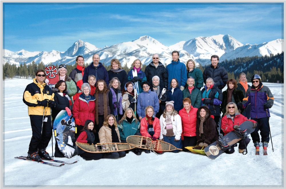 2008: We Wish You Smooth Slopes and Clear Skies in 2009! Happy Holidays